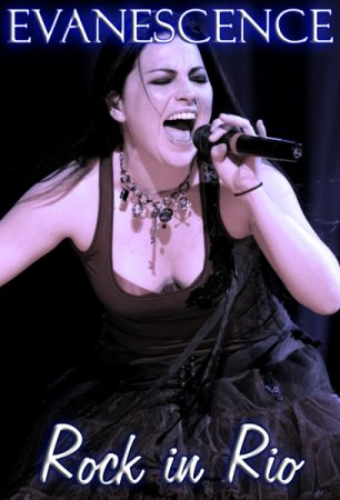 Evanescence - Live Rock in Rio