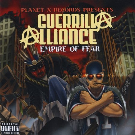 Guerrilla Alliance - Empire Of Fear